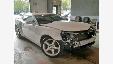 2015 Chevrolet Camaro LT Coupe for sale 101223786
