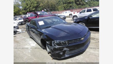 2015 Chevrolet Camaro LS Coupe for sale 101226150