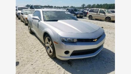 2015 Chevrolet Camaro LT Coupe for sale 101229673