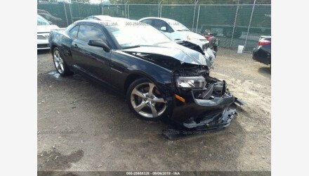2015 Chevrolet Camaro SS Coupe for sale 101231518