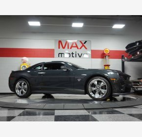 2015 Chevrolet Camaro for sale 101232245