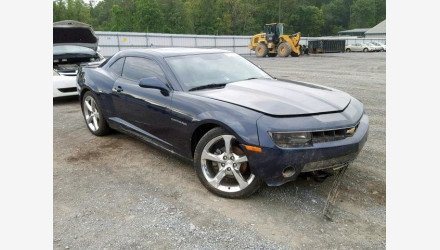 2015 Chevrolet Camaro LT Coupe for sale 101232529