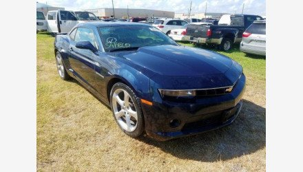 2015 Chevrolet Camaro LT Coupe for sale 101232921