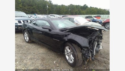2015 Chevrolet Camaro LS Coupe for sale 101234816