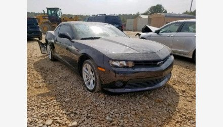 2015 Chevrolet Camaro LS Coupe for sale 101237014