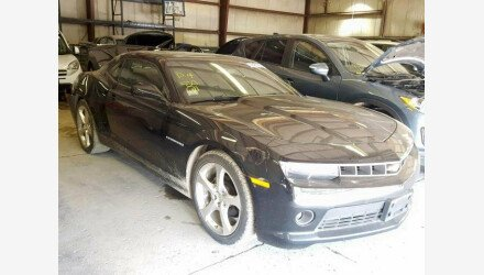 2015 Chevrolet Camaro LT Coupe for sale 101238677