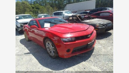 2015 Chevrolet Camaro LT Coupe for sale 101240035