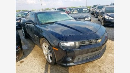 2015 Chevrolet Camaro LS Coupe for sale 101240972