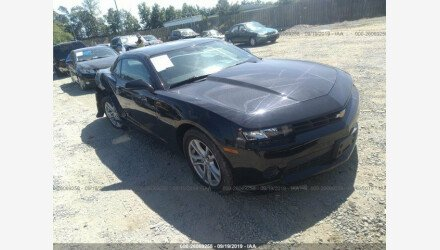 2015 Chevrolet Camaro LS Coupe for sale 101246531