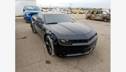 2015 Chevrolet Camaro LS Coupe for sale 101251104