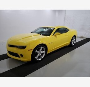 2015 Chevrolet Camaro LT Coupe for sale 101254301