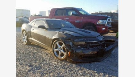 2015 Chevrolet Camaro SS Coupe for sale 101269343