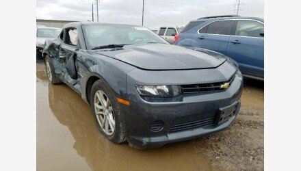 2015 Chevrolet Camaro LS Coupe for sale 101271047