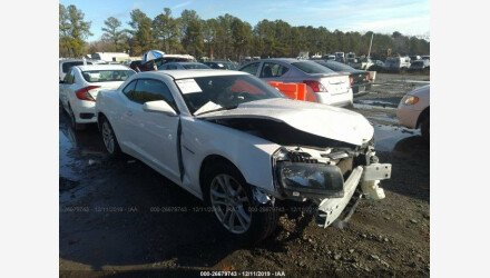 2015 Chevrolet Camaro LS Coupe for sale 101274152