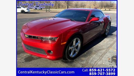2015 Chevrolet Camaro LT Coupe for sale 101289450