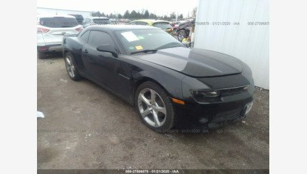 2015 Chevrolet Camaro LT Coupe for sale 101293751