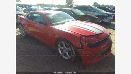2015 Chevrolet Camaro LT Coupe for sale 101294174