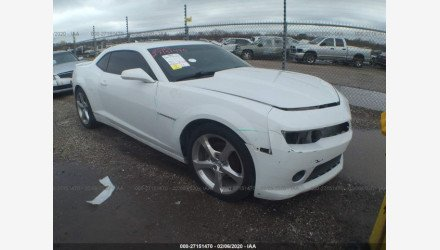 2015 Chevrolet Camaro LT Coupe for sale 101296116
