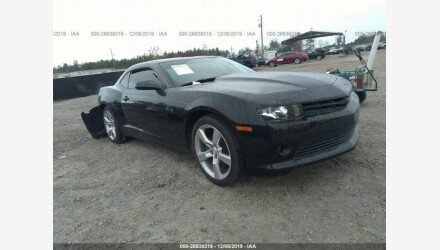 2015 Chevrolet Camaro LT Coupe for sale 101297354