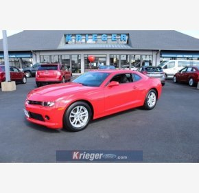 2015 Chevrolet Camaro LS Coupe for sale 101299638