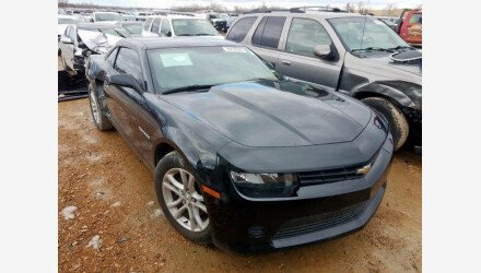 2015 Chevrolet Camaro LS Coupe for sale 101305110