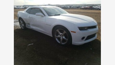 2015 Chevrolet Camaro LT Coupe for sale 101305781