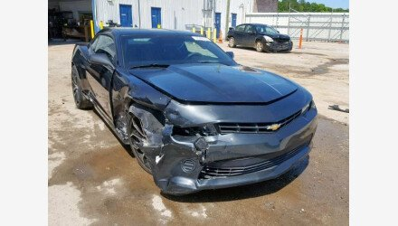 2015 Chevrolet Camaro LS Coupe for sale 101306625