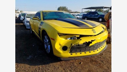 2015 Chevrolet Camaro LS Coupe for sale 101307077