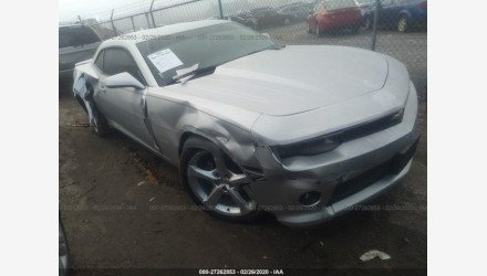 2015 Chevrolet Camaro LT Coupe for sale 101308573