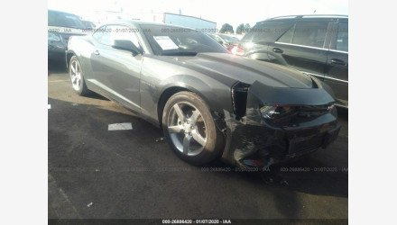 2015 Chevrolet Camaro LT Coupe for sale 101309086
