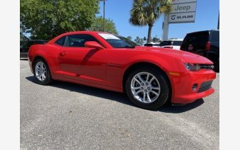 2015 Chevrolet Camaro LS Coupe for sale 101314584