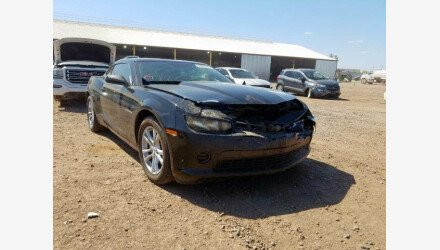 2015 Chevrolet Camaro LS Coupe for sale 101327799