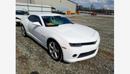 2015 Chevrolet Camaro LT Coupe for sale 101328642