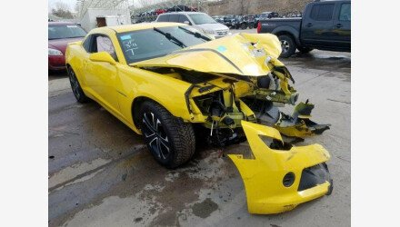 2015 Chevrolet Camaro LS Coupe for sale 101333485