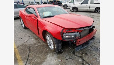 2015 Chevrolet Camaro LT Coupe for sale 101333504