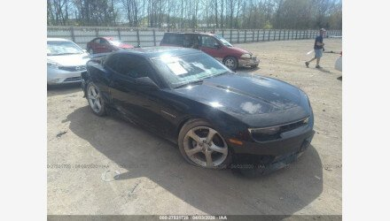 2015 Chevrolet Camaro LT Coupe for sale 101340654