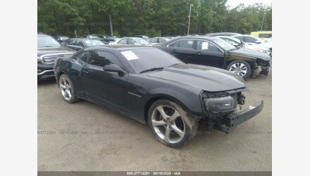 2015 Chevrolet Camaro LT Coupe for sale 101349752