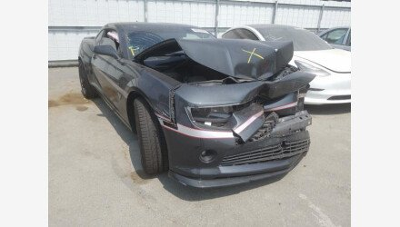 2015 Chevrolet Camaro LT Coupe for sale 101403220
