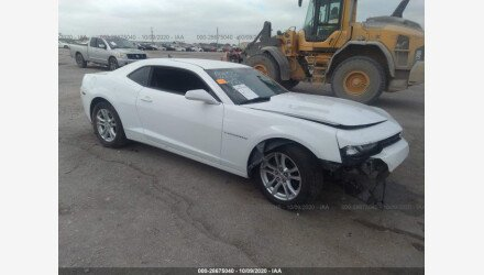 2015 Chevrolet Camaro LS Coupe for sale 101409369