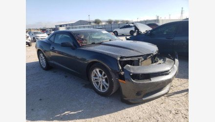 2015 Chevrolet Camaro LT Coupe for sale 101412294