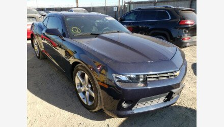 2015 Chevrolet Camaro LT Coupe for sale 101412964