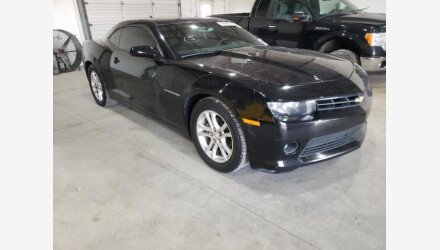 2015 Chevrolet Camaro LT Coupe for sale 101413048