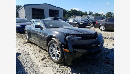 2015 Chevrolet Camaro LS Coupe for sale 101413713
