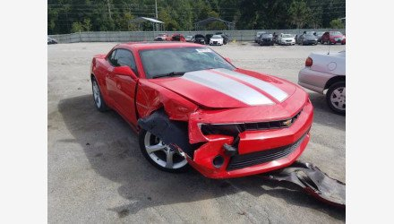 2015 Chevrolet Camaro LT Coupe for sale 101413756