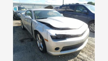 2015 Chevrolet Camaro LT Coupe for sale 101413824