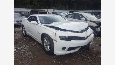 2015 Chevrolet Camaro LT Coupe for sale 101414864