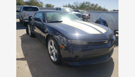 2015 Chevrolet Camaro LT Coupe for sale 101415624