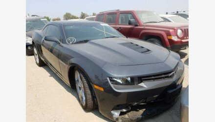 2015 Chevrolet Camaro SS Coupe for sale 101426875