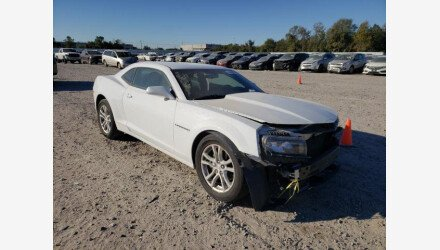 2015 Chevrolet Camaro LS Coupe for sale 101438681