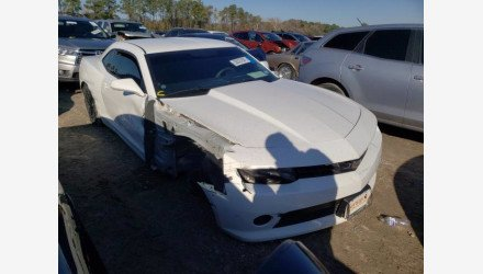2015 Chevrolet Camaro LS Coupe for sale 101438684